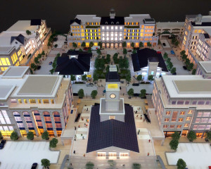 Ronkonkoma Hub phase 2 model